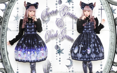 Sweet Grave & Dark Grave