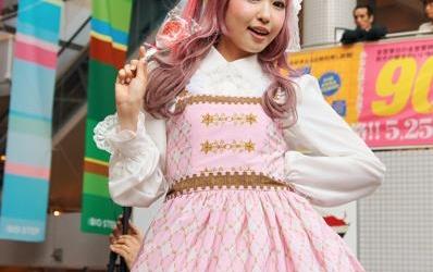 2014年4月27日 KERA SHOP ARENA大阪店ファッションショー