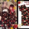 Ruru Choco AppleワンピースTシャツ(即時発送)8月3日発売