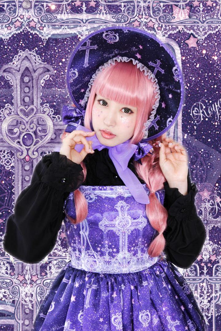 Dreamy Tarotボンネット(たまコラボレーション)Purple