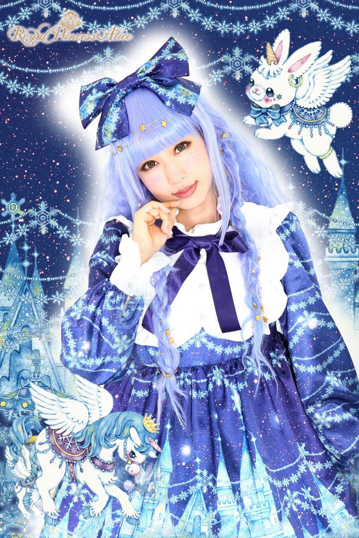 Twinkle Snow Crystalカチューシャ(たまコラボレーション)