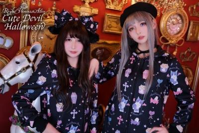 Cute Devil Halloweenパーカー12月5日先行発売
