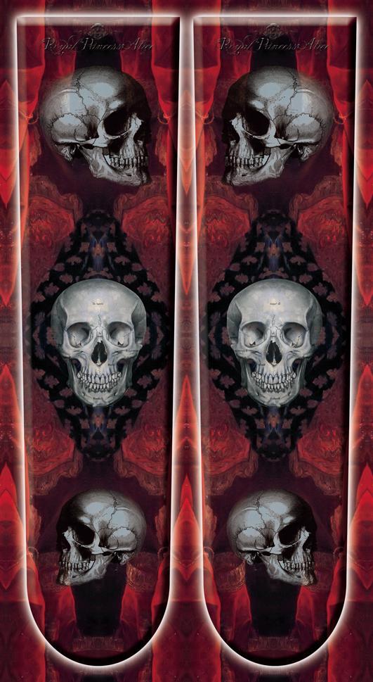 Bone of the devilオーバーニー(受注商品4月下旬お届け)