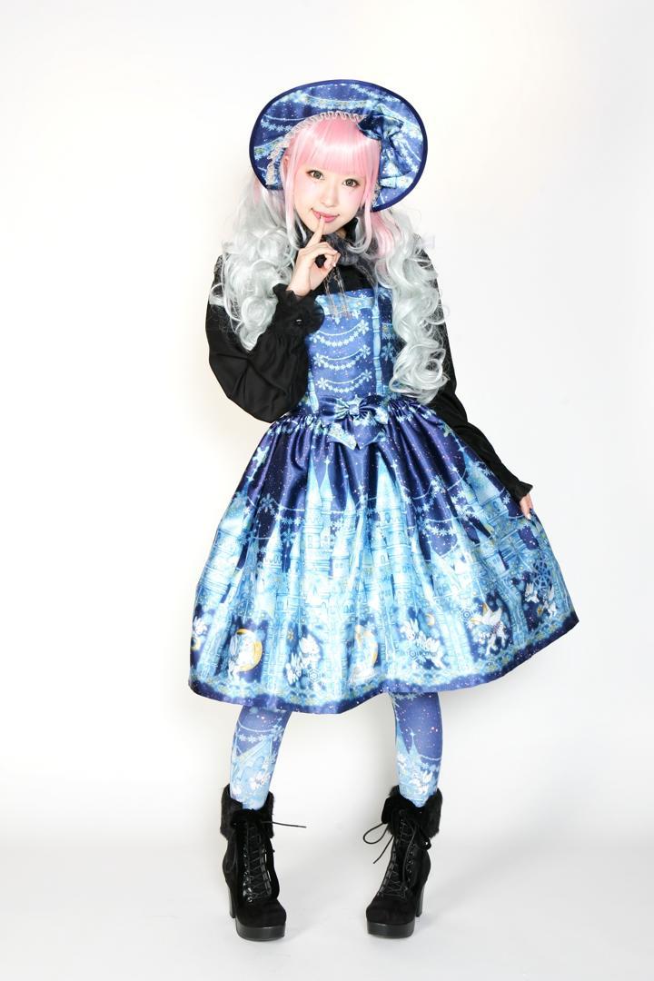 木村優さん(Twinkle Snow Crystal)2