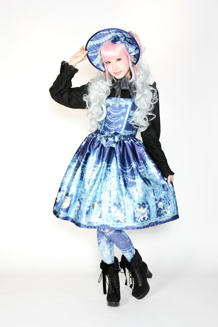 木村優さん(Twinkle Snow Crystal)