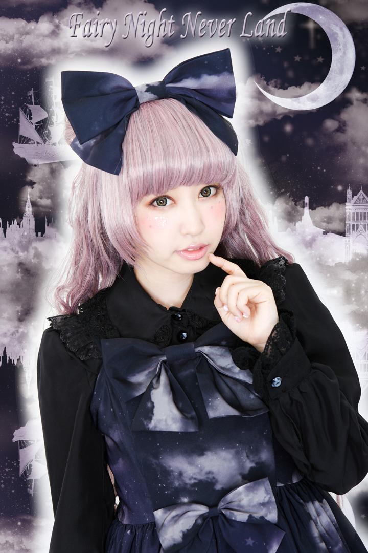 Fairy Night Never Landカチューシャ