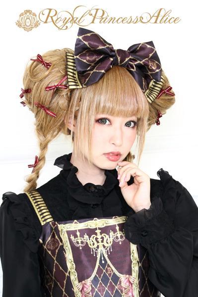 Magical Little Circusカチューシャ(ボルドー)予約商品(11月20日より発送)