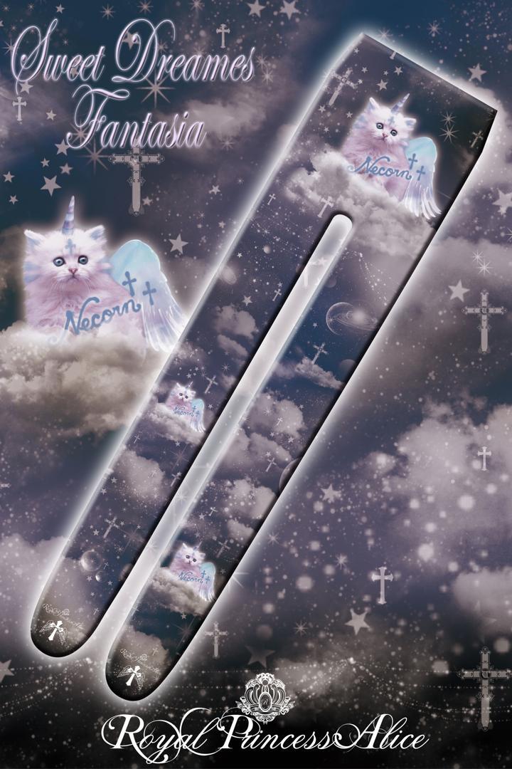 Sweet Dreams Fantasia~甘い夢の幻想曲~タイツ(木村優ちゃんコラボ)ブラックネイビー(6月中旬お届け)